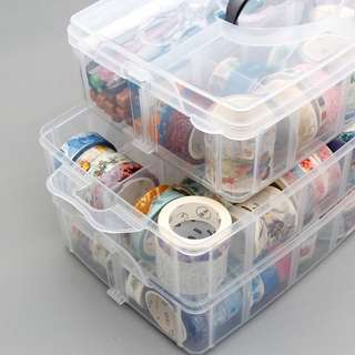 Washi Tapes Storage Box