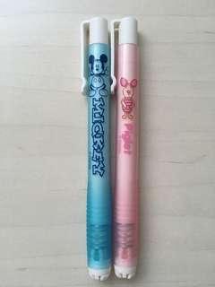 Mickey 豬仔擦膠筆