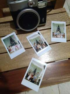 Selling my preloved instax mini 90 for only 7000