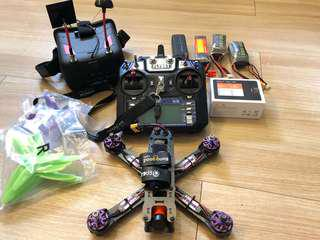 Drone and accessories