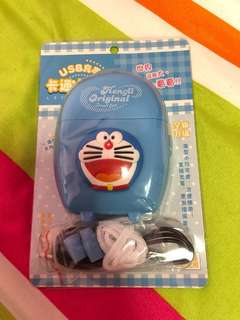 Doraemon USB Portable Fan
