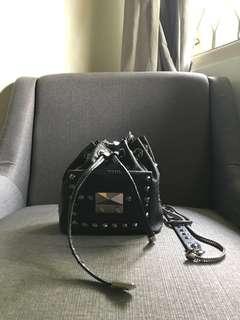 Charles & Keith black bag