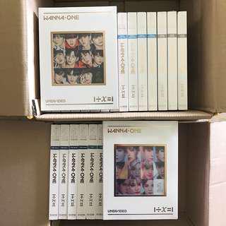 [INSTOCK] Wanna One - Undivided Sealed Album