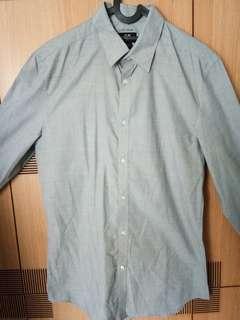 H&m shirt man S slimfit