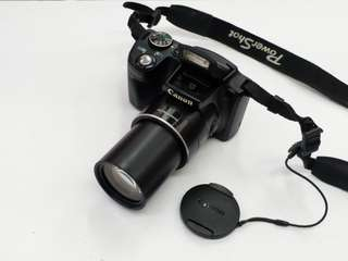 canon powershot sx500 is dslr like features
