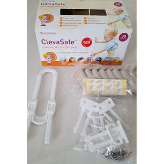 ClevaSafe baby safety products