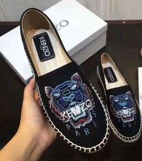 法國直送✈🇫🇷🈹💥 型男必備 Kenzo Shoes懶人鞋