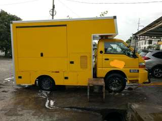 Foodtruck inokom