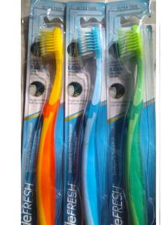 Toothbrush forever Utra thin smile fresh