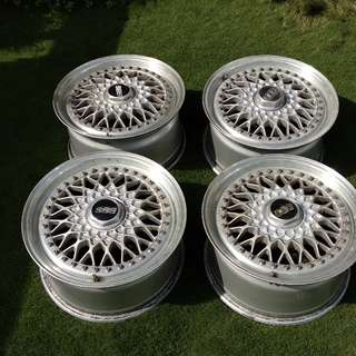 BBS RS Germany rims