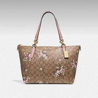 AUTHENTIC COACH F30257 TOTE BAG