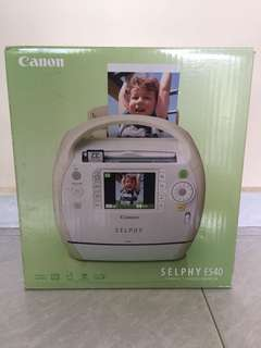 Cannon Selphy ES 40
