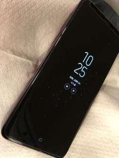 🚚 Samsung S9 Plus Lilac 256gb