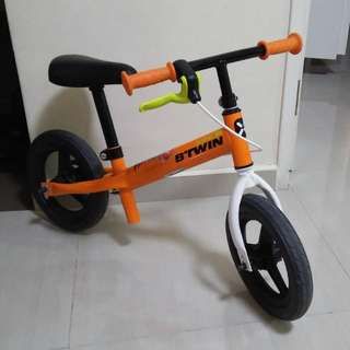 Balance Bike/ Strider-with Brakes For Children (Learn to Ride Bicycle)