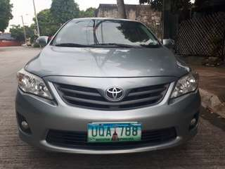 2012 Toyota Altis 1.6G AT