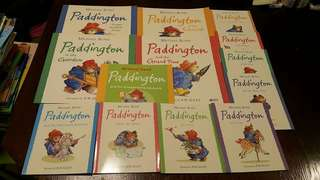 Paddington Bear Series (13 books)