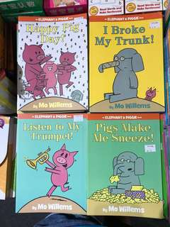 Elephant and Piggie by Mo Willems