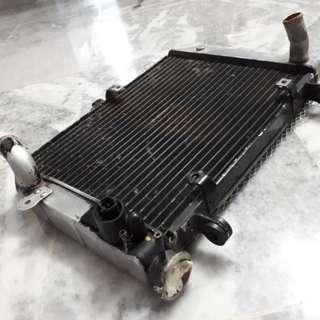 Yamaha R6 Radiator