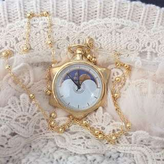 Limited Edition Sailor Moon Pocket Watch