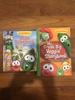 Veggie Tales Storybooks