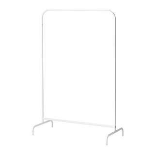 Ikea Mulig Cloth White Rack