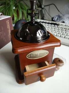 Manual coffee grinder 手搖磨豆器