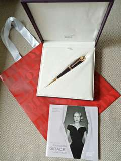 Authentic Princess Grace De Monaco Special Edition Montblanc