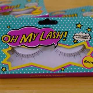 Fake eyelashes for SALE S$7 for 12pairs!