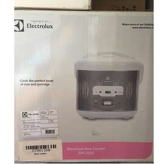 Rice cooker (Electrolux)