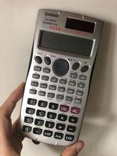 Casio 計數機 fx-3650p