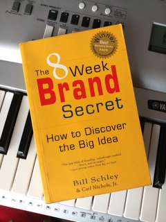 The 8 Week Brand Secret