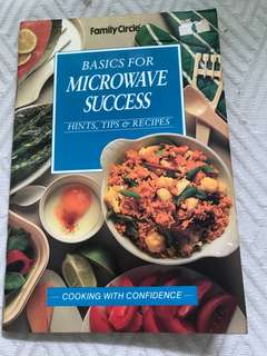 Cooking Book(basics for microwave success)