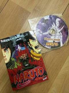 Naruto (komik) including free vcd