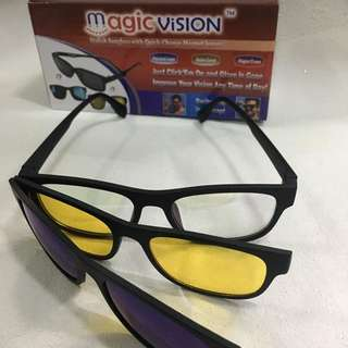 Magic Vision Glasses