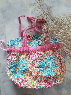 💐Flowery Pouch Bag💐