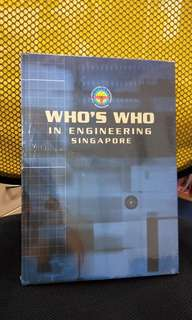 🚚 Who's who in Engineering Singapore
