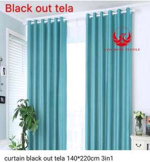 BLACK OUT CURTAIN