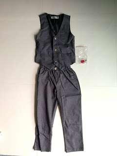 Vest & pants set