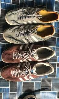 Adidas gazelle og & adidas sl72