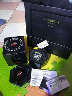 GShock GA-110BY - IA Good As New Authentic