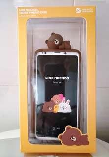 Samsung S9 熊大手機套 (全新)