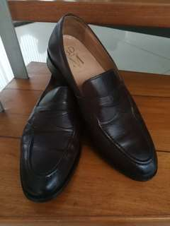 Worn Thrice. Two Pairs. One Price. Handcrafted Leather & Suede Men's Shoes. Size EU 39 / UK 6 / US 7.