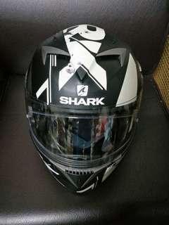SHARK S700 S TRAX 安全帽 L