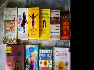 Used English books for sale