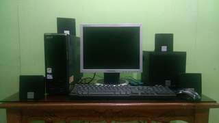 Acer Desktop Set
