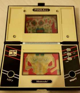 任天堂Nintendo game & watch 懷舊遊戲機