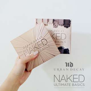 (New) Urban Decay Ultimate Basic Palette