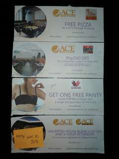 Ace Spa Discount Vouchers