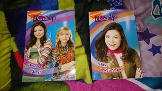 Icarly books