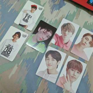 WTS / WTT NCT Photocards